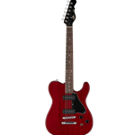 G&L TRIB ASAT JUNIOR II TRANS RED TINT