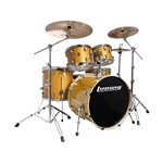 Ludwig 5 PC GOLD SPARKLE W/ 22""