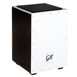"GonBop  ""WHITE MAGIC"" CAJON"