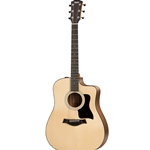 110CE Taylor Acoustic Guitar with Walnut/Sitka