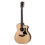 Taylor 114CE Acoustic Guitar with Walnut/Sitka