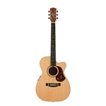 Maton SRSS808C Small-Body Acoustic Guitar with Pickup