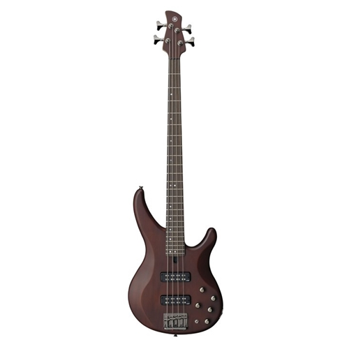 TRBX504TBN Yamaha Translucent Brown 4 String Bass