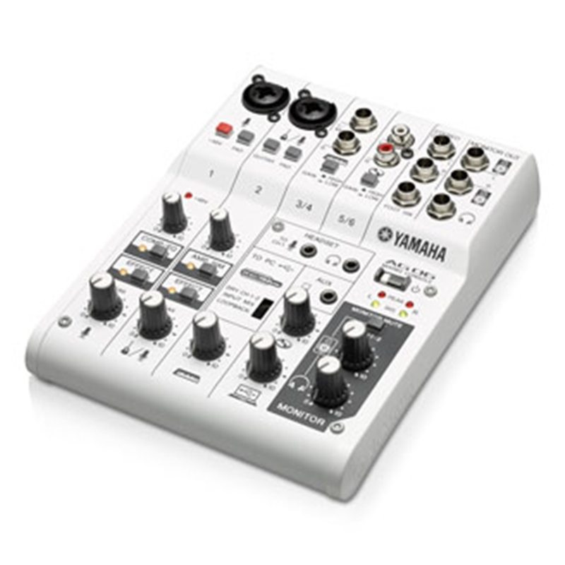 Yamaha AG06 6-Channel Mixer/USB Interface